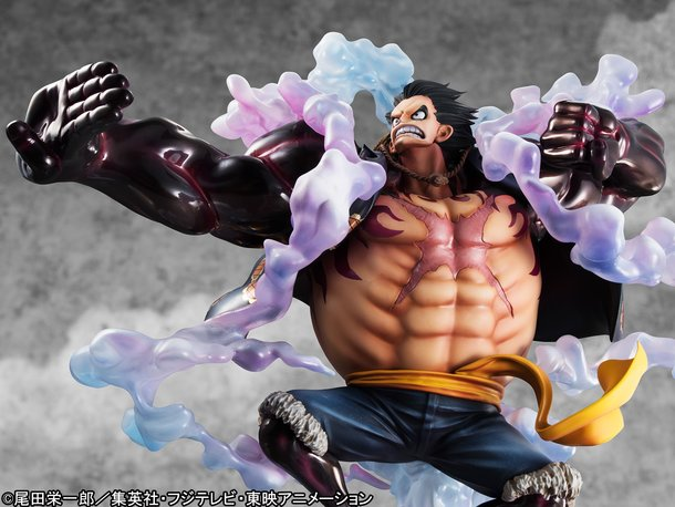 luffy gear fourth boundman figure reservation from apr 28 tokyo