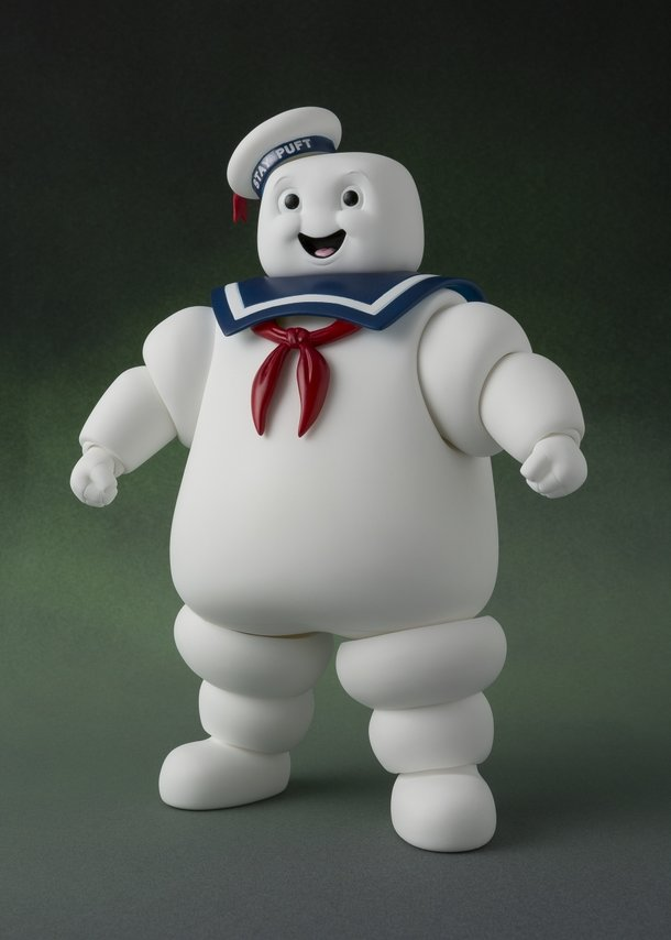 SH Figuarts Ghostbusters Stay Puft Marshmallow Man - The ... |Puft Marshmallow Man