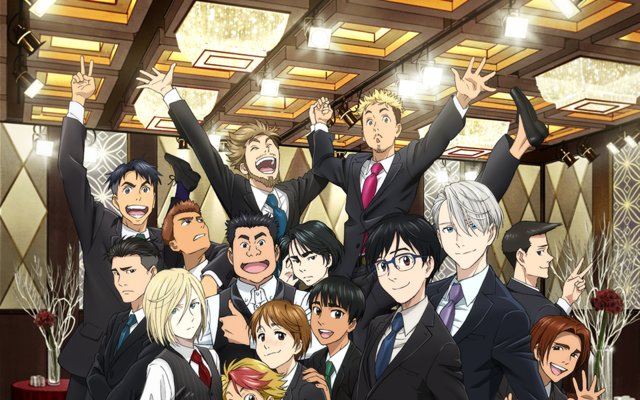Yuri!!! on Ice Announces Movie!