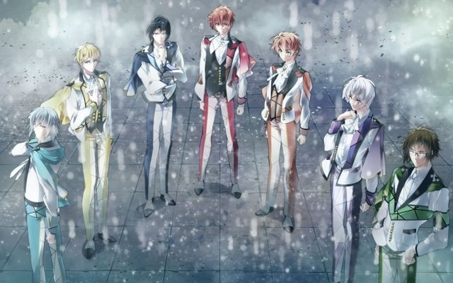 New IDOLiSH 7 Costumes for Smartphone Game Revealed!