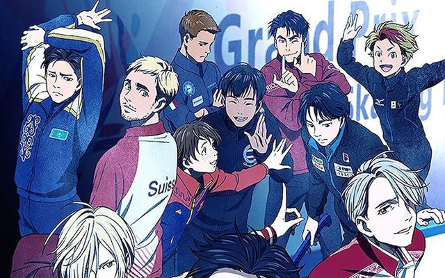 Yuri!!! on Ice All-Night Screening Coming to Cinemas Across Japan! Special Commemorative Bonus Also Announced