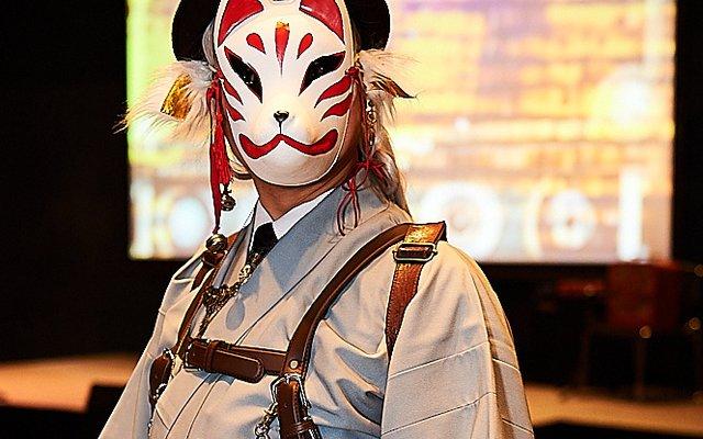 Steampunk and Traditional Kimono Unite at Steam Garden! [Photo Report]