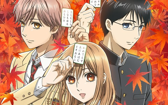 Chihayafuru Releases Season 3 Visual!