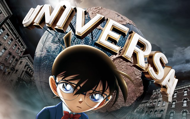 Solve Mysteries With Detective Conan at Universal Studios Japan!