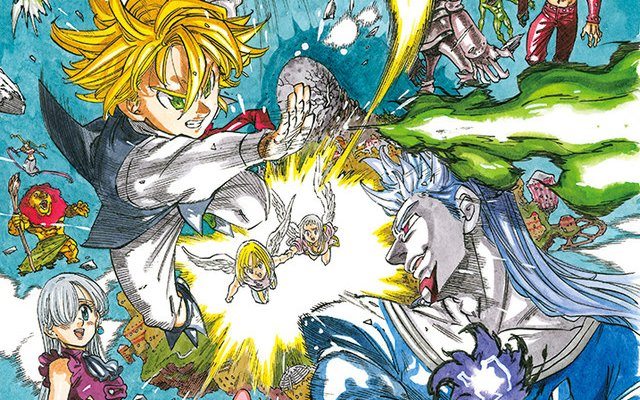 Seven Deadly Sins Movie Teases Original Story by Suzuki Nakaba