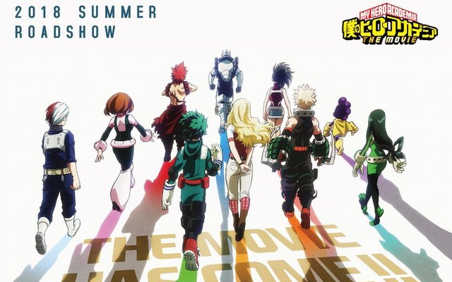 My Hero Academia Releases Special OP Theme Music Video   Tokyo Otaku