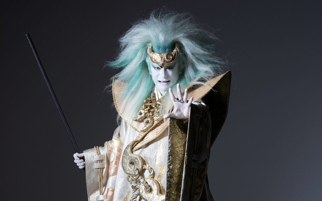Naruto Kabuki Releases Visuals of Madara!