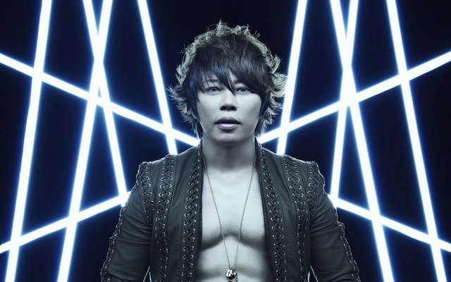 Rock Icon T.M.Revolution to be Inaugurated as Councillor for Anti-Piracy Project