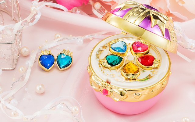 Sailor Moon UTreasure Collaboration Jewelry Coming Tokyo Otaku