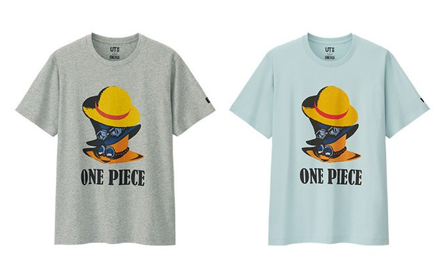 One Piece Celebrates 20 Years of Serialization With New UNIQLO Shirts