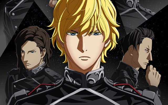 Legend of the Galactic Heroes Movie Trilogy Set for Late 2019 Release!