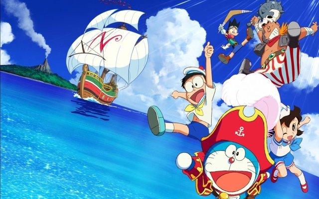 Newest Doraemon Movie to Open in Mar. 2019!