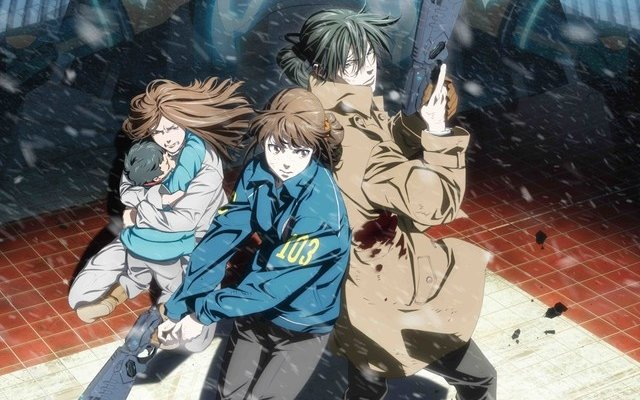 Psycho Pass Film Trilogy Premiere Dates Cast Info And More Revealed ANIME