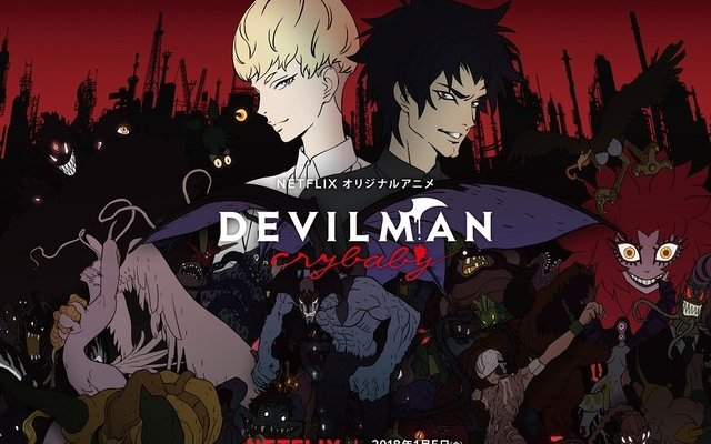 "Devilman Crybaby Releases New ""Extreme"" Trailer"