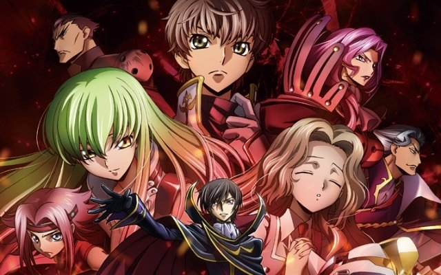 Code Geass Movie Releases Key Visual and Trailer
