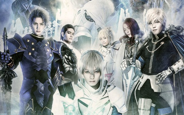 Fate/Grand Order Stage Play Releases Full Cast Visual!