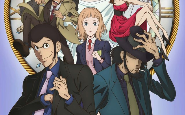 New Lupin III Movie to Air in Winter 2019!