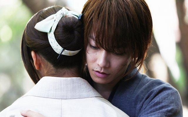 Interview takeru satoh kenshin himura in quot rurouni kenshin kyoto