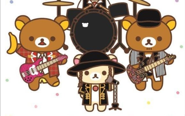 L'Arc en Ciel Join Rilakkuma & Friends as L'Arkkuma for Collab!
