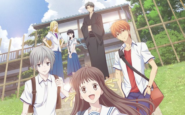 New Fruits Basket Key Visual and PV Released!