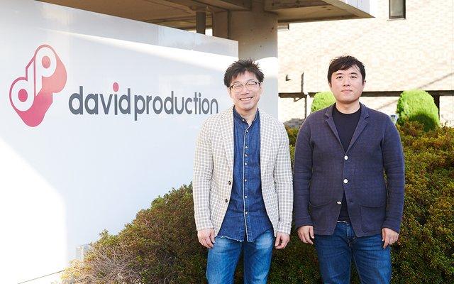 Anime Site Collaboration Project Vol.13: David Production