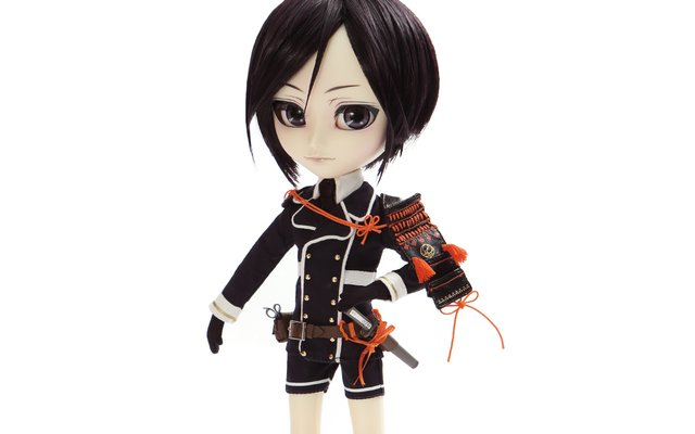 Touken Ranbu Online x Pullip Family Collaboration Vol. 1 Isul Yagen Toushirou Available for Pre-Order!