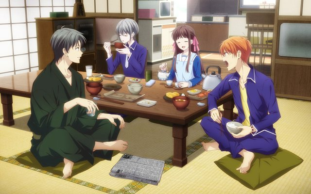 Fruits Basket Reboot Releases New Visual With Additional Cast Info!