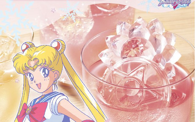 Bring Sailor Moon Magic into the Kitchen With a Key Item Ice Tray!