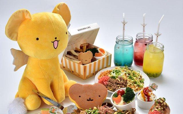 Cardcaptor Sakura Cafe to Serve Up Kero-chan's Favorite Treats!