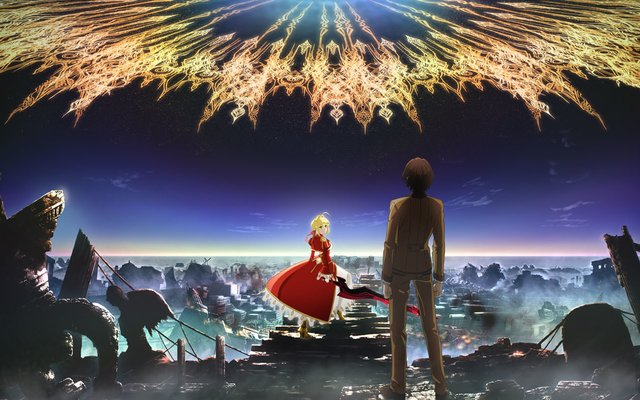 Fate/EXTRA Last Encore Reveals Opening and Ending Theme Artists!