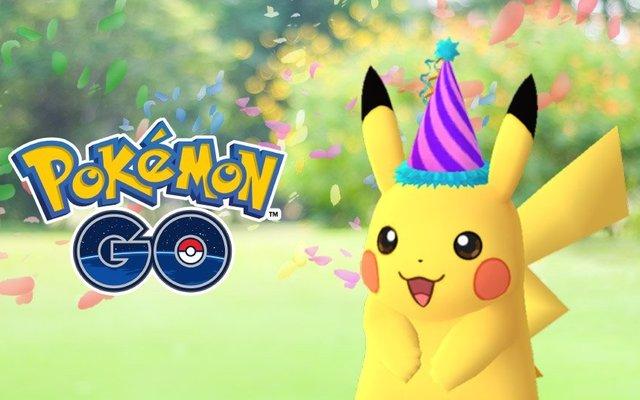 Pokémon Marks 21st Anniversary!