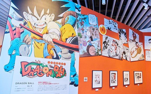 Weekly Shonen Jump Exhibition VOL. 1 [Photo Report]