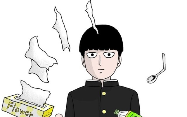 Mob Psycho 100 to Get Live Action Drama with Hamada Tatsuomi as Kageyama Shigeo!