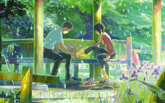 Interview With Director Makoto Shinkai On His New Work  U0026OpenCurlyDoubleQuote;The Garden Of Wordsu0026rdquor;