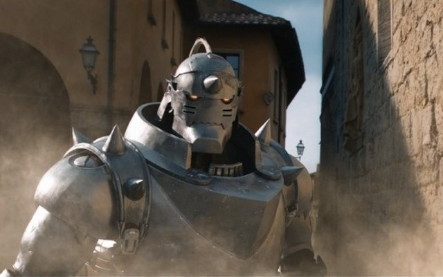 Fullmetal Alchemist Live Action Slated for December 1