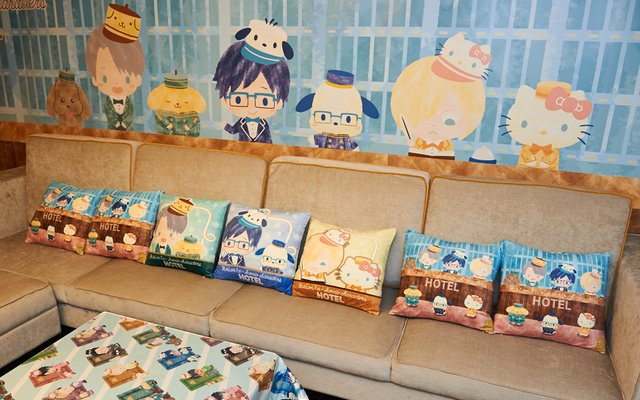 Get Cosy in a Yuri! on Ice × Sanrio Collab Hotel Room! [Photo Report]