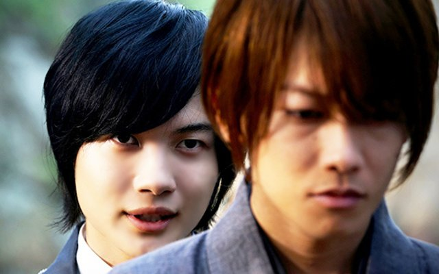 Image result for kamiki takeru kenshin