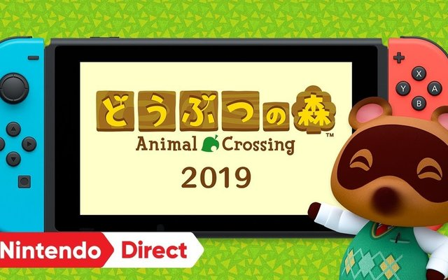 Animal Crossing Finally Coming to Nintendo Switch in 2019!