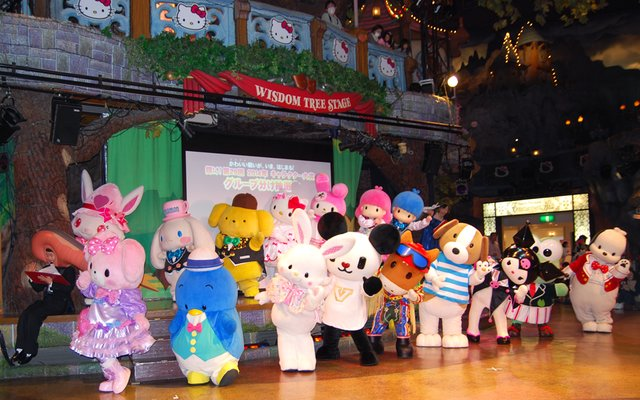 A Full Lineup of Popular Characters! Sanrio Character Ranking Cafe