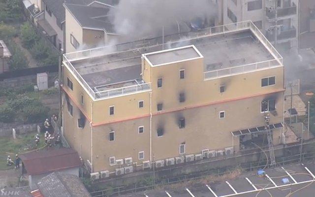 Kyoto Animation Devastated by Arson Attack