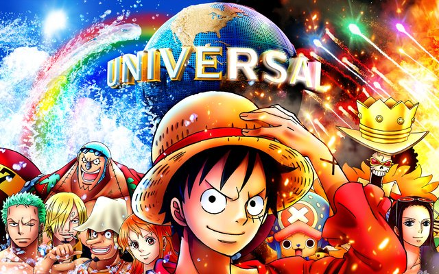Universal Studios Japan to Hold Ultimate Summer One Piece Event!
