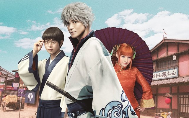 Gintama Live Action Film Brings In Over 348 Billion Yen At The Box Office