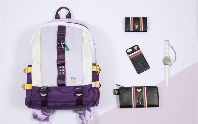 Re:Zero's Emilia and Rem Inspire Stylish Watches, Backpacks and More!