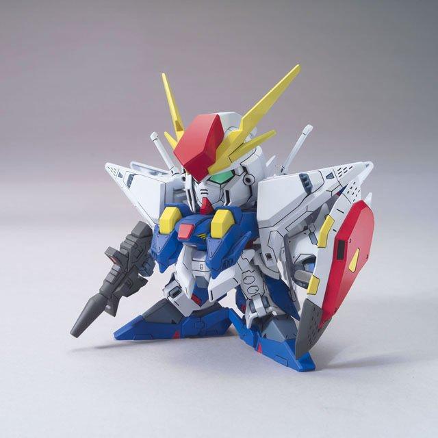 Gundam SD BB Senshi 386 Xi Plastic Model Kit