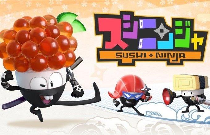 sushi nija