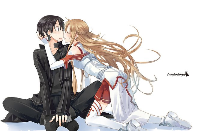 10 anime couples to make the lonely lonelier on valentine - Anime couple pictures ...