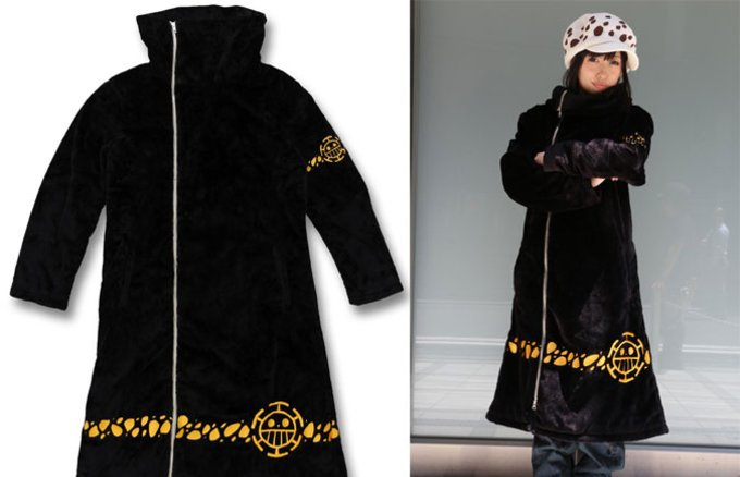 "Cosplay Items Themed Around Trafalgar Law from ""One Piece ..."