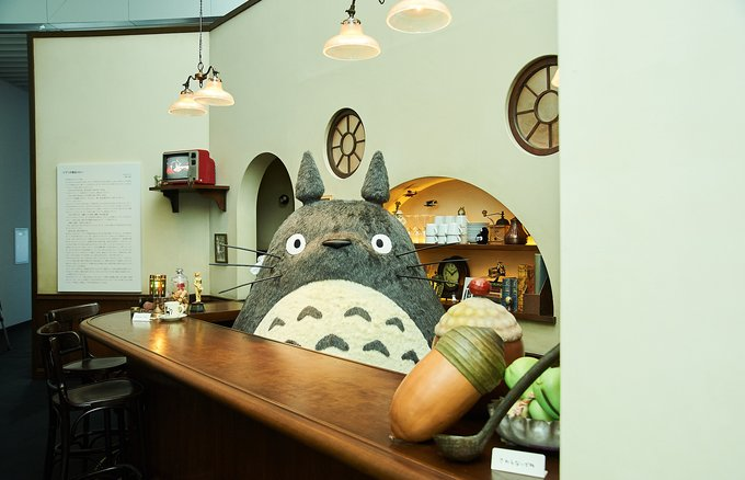 Ghibli D Exhibition : Years of studio ghibli in the great exhibit