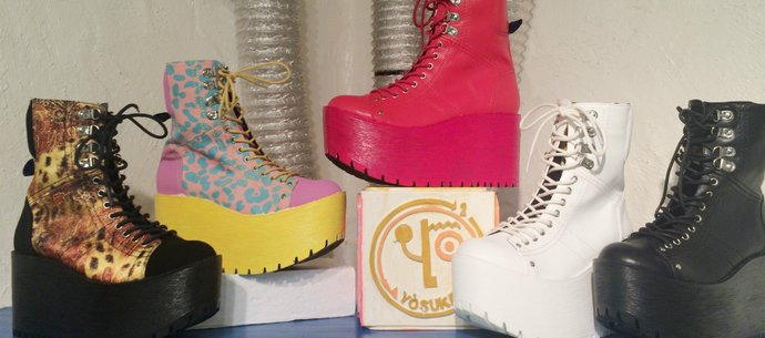 picture of [J-Fashion] Awesome New Shoes from YOSUKE! Could You Walk in These?