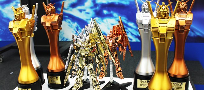 picture of [News Flash] Gunpla Builders World Cup 2012